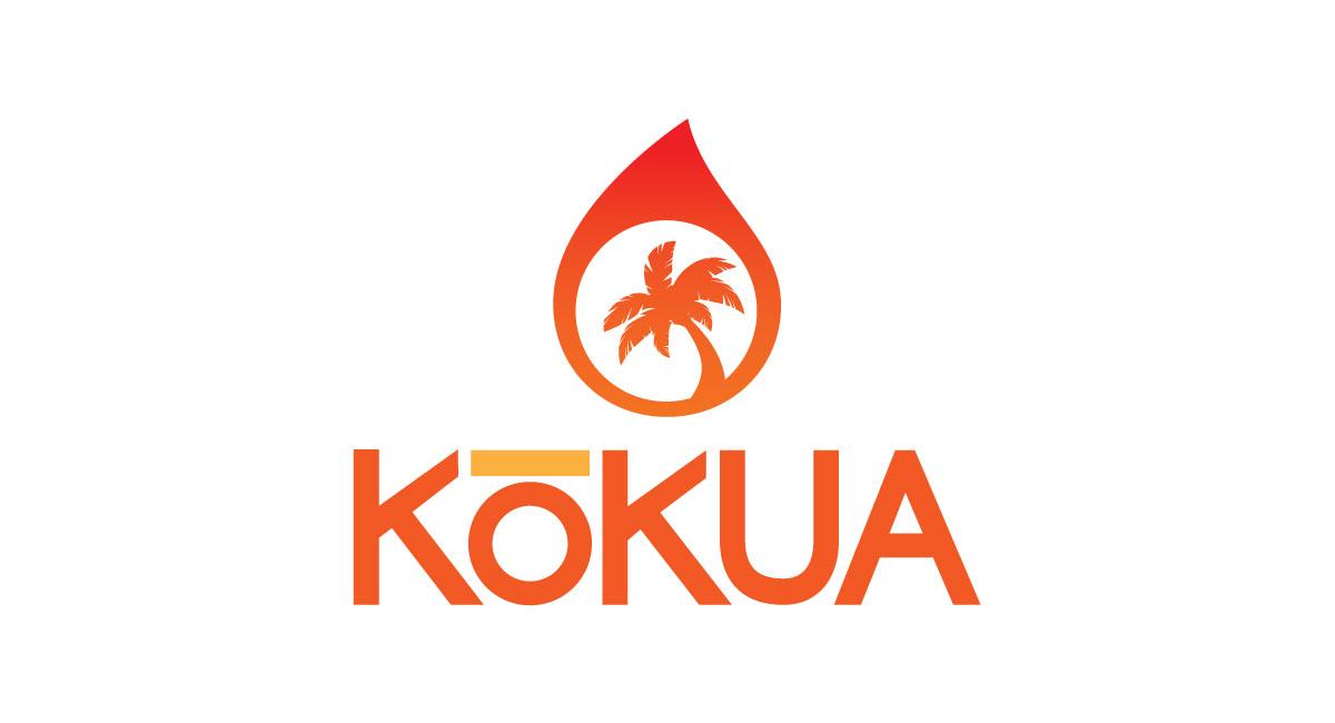 Kokua logo branding and design