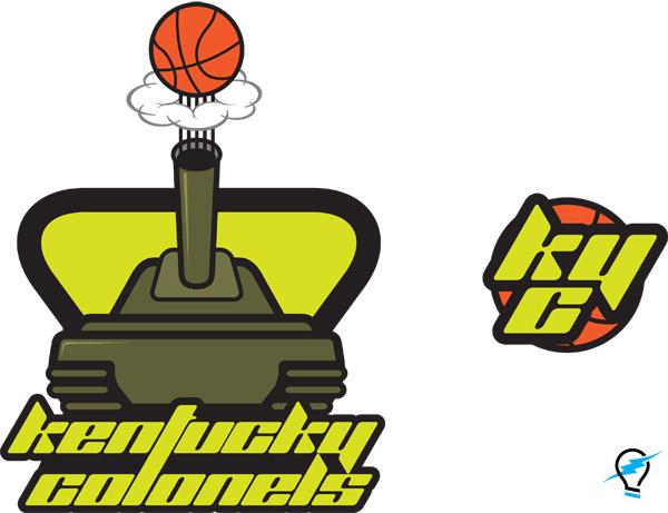 Colonels logo idea