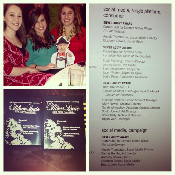 flat lg awards