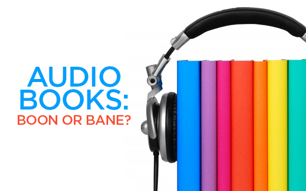 Audio Books blog