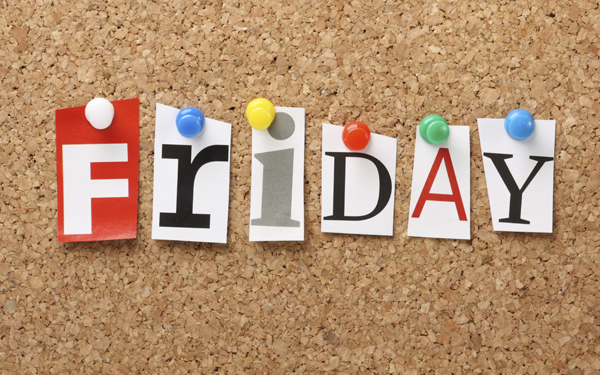 FridayBlog