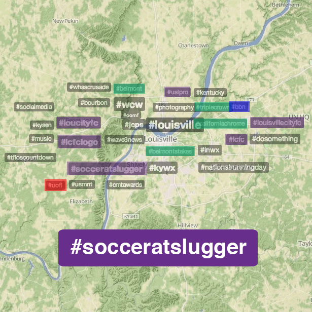 06:04:14 4PM Louisville Twitter Trends