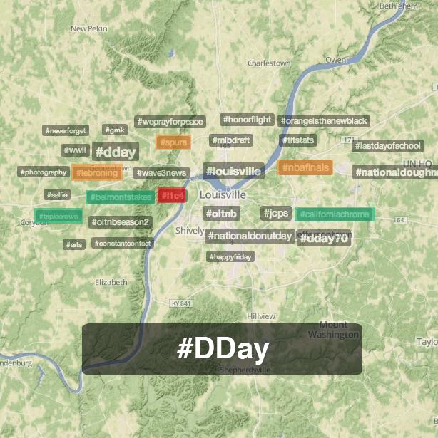 06:06:14 10AM Louisville Twitter Trends