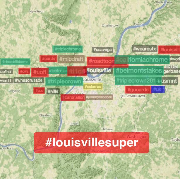 06:07:14 10PM Louisville Twitter Trends