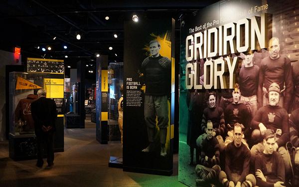 Gridiron Glory blog