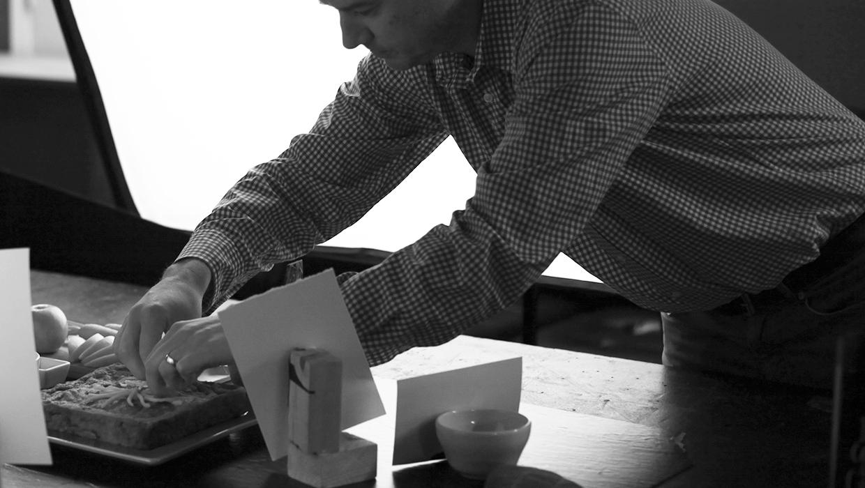 Current 360 Work Harry Mulkey Food shoot