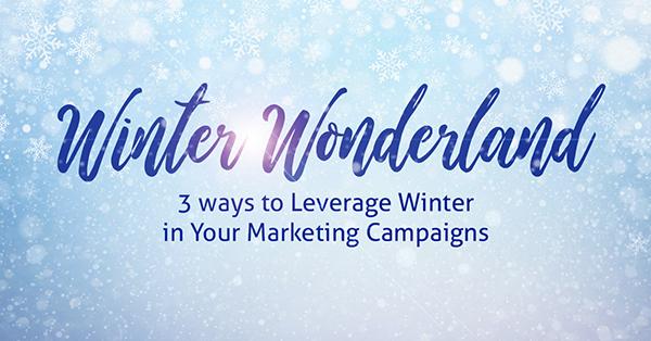 Current360 - Winter Wonderland Blog