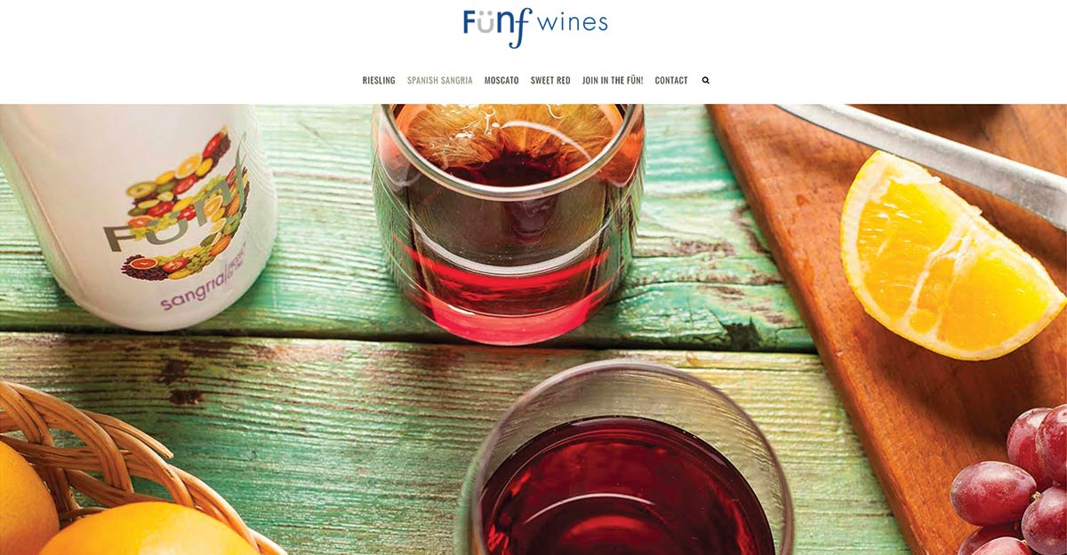 Product Launch | Fünf Wines | Best Strategy