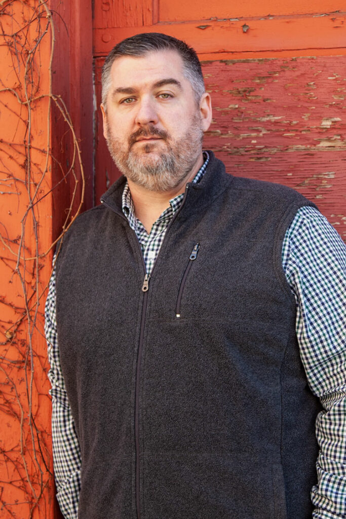 Photo of Current360 Associate Creative Director Jim Deweese