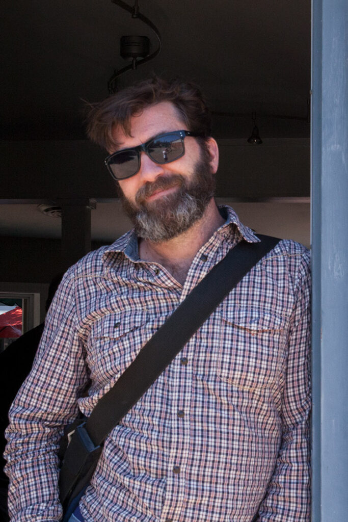 Photo of Current360 Associate Creative Director Robert Womack