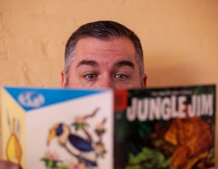Photo of Current360 Associate Creative Director Jim Deweese