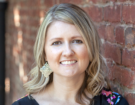 Photo of Current360 Media Director Veronica Johnson Idle